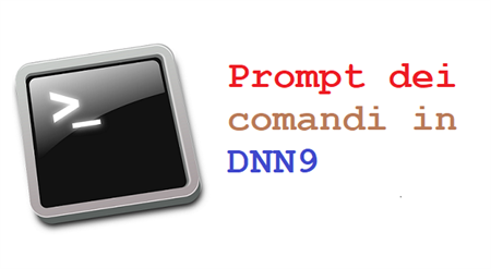 Perché una command line in DNN ?