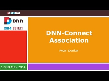 Presentazione DNN Connect Association