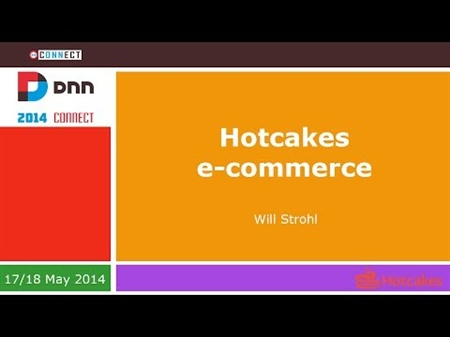 Hotcakes e-commerce